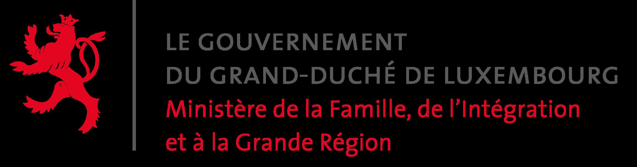 Ministère de la Famille, l'Intégration et à la Grand Région